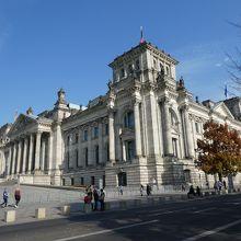 ドイツ連邦議会議事堂