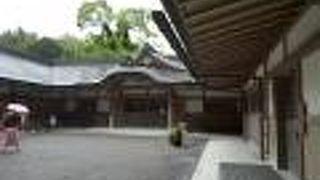 外宮 神楽殿