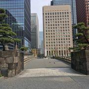 江戸時代に和田倉門という門があった