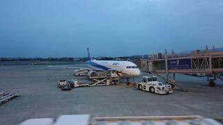 ANAで札幌へ