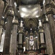 威厳のある美しい大聖堂