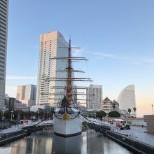 日本丸ボートパーク
