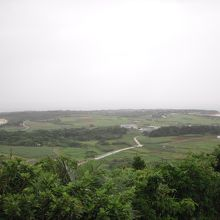 西大岳展望台