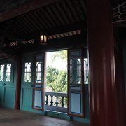 台南の歴史を感じます