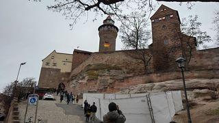 ニュルンベルク城 (カイザーブルク)