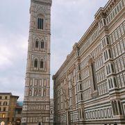 彫刻 「ジョットの鐘楼」 イタリア フィレンツェ
