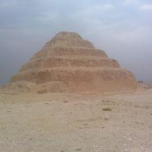 ジョセル王のピラミッドコンプレックス