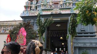 スリ タンダユタパニ寺院