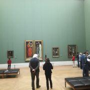世界を代表する絵画館