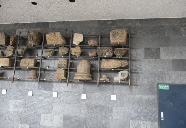 ローマ ゲルマン博物館(ケルン)