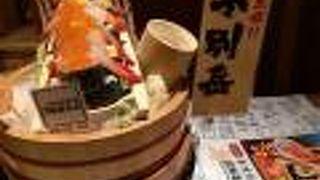 北海道増毛漁港直送遠藤水産本店 すすきの第3グリーンビル店
