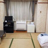 一人部屋の和室