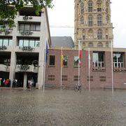 アルターマルクトに面した庁舎