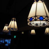 照明器具もレトロなデザイン