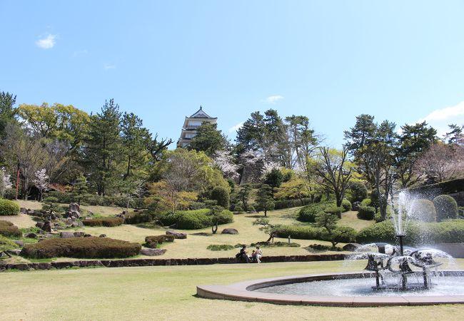 福山城公園