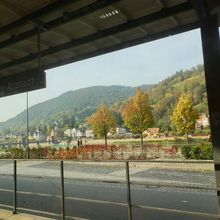 Heidelberg-Altstadt Station