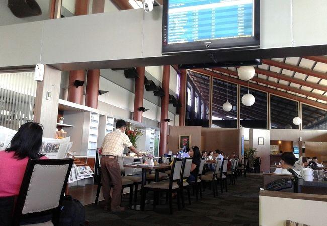 ガルーダインドネシア航空ラウンジ (スカルノハッタ国際空港)