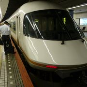 縦列駐車OK?の駅、大阪難波駅