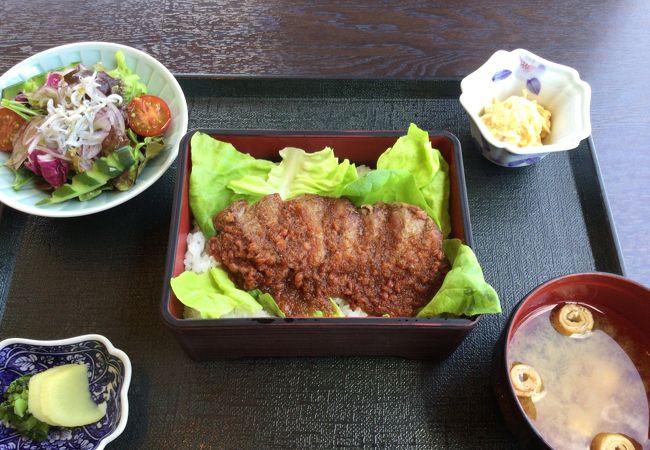 日本料理でも洋風なメニューもあり