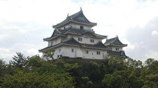 徳川家の住城