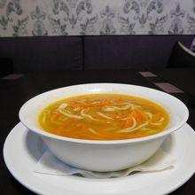再安値なスープ