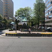 岡山駅から徒歩5分