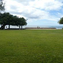 レアヒビーチパーク