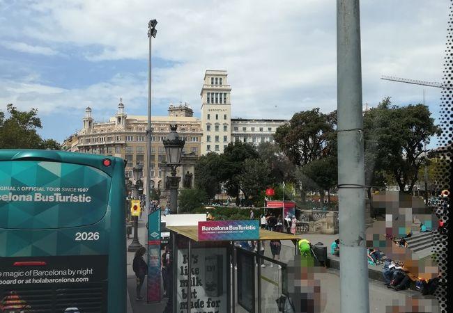二階建て観光バス