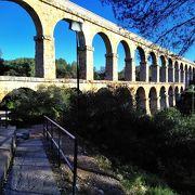 ここにもあった!ローマ時代の水道橋