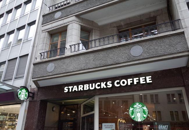 スターバックスコーヒー (ロンジュマール広場店)
