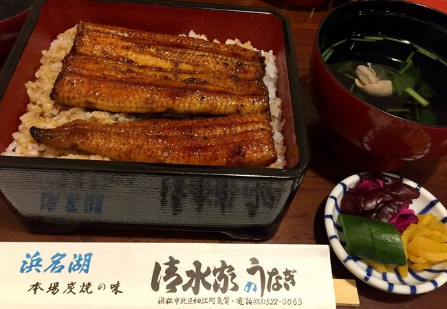 浜松 鰻の人気店