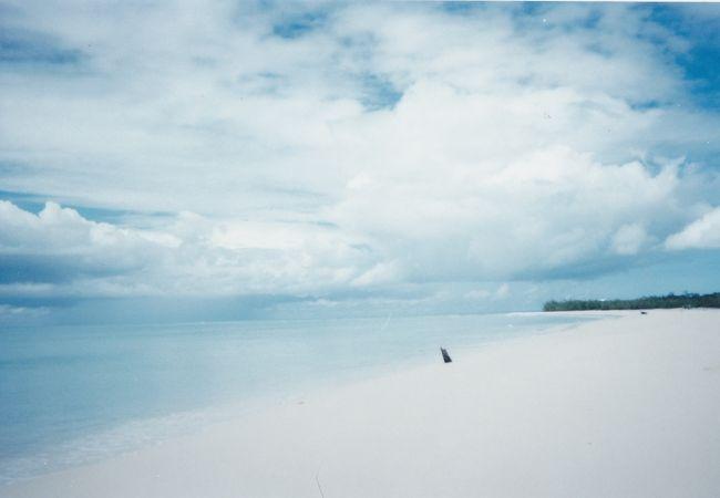 天国に一番近いビーチ