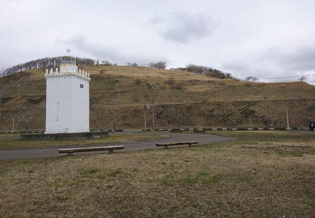えりも町灯台公園