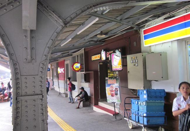 ジャカルタ コタ駅