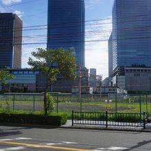 梅田貨物駅跡