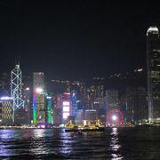 香港らしい風景