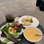 これは昼食です