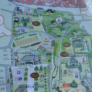 JR福山駅コンコースにあります。