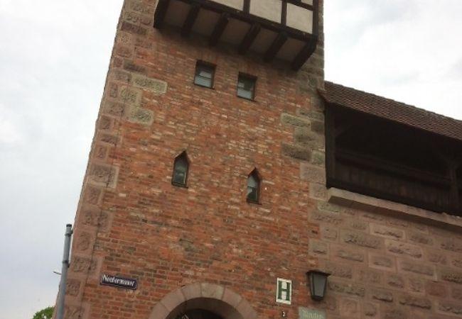 ニュンベルクの市壁