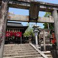写真:伏見稲荷大社 一ノ峰(上社神関)