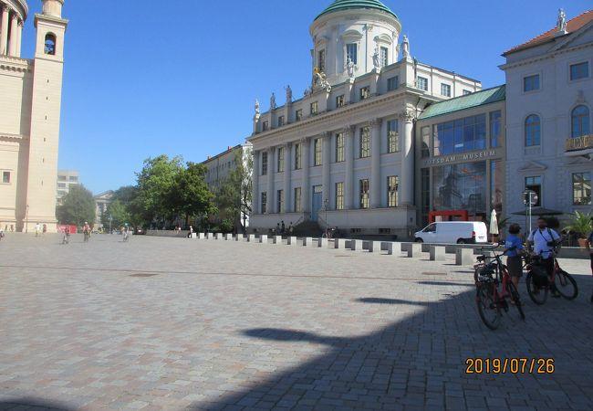 旧市庁舎 (ポツダム)