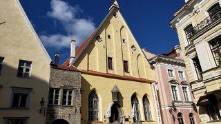 大ギルドの会館 (エストニア歴史博物館)