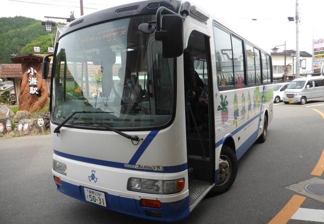 路線バス (小梅町営)