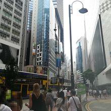 MTR銅羅湾駅