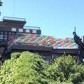 写真:弥彦山頂展望食堂