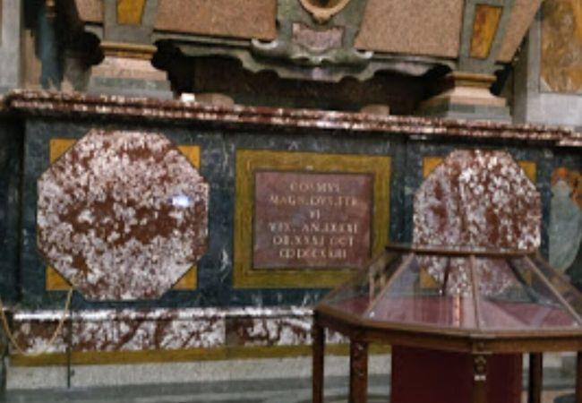 サンロレンツォ教会の後陣