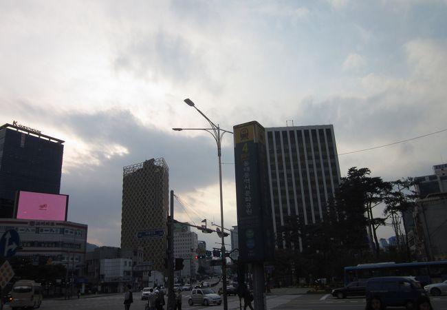 東大門歴史文化公園駅