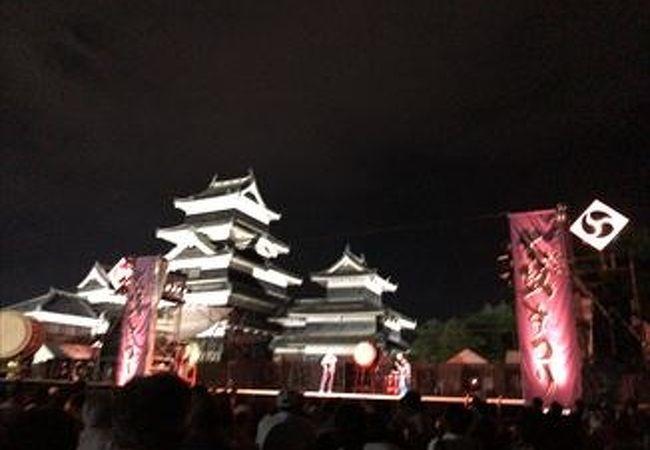 第33回 国宝松本城太鼓まつり