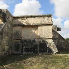 鷲とジャガーの神殿