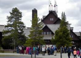 イエローストーン国立公園周辺のホテル